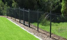 Chainwire Fencing 4